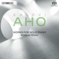 Aho: Works for Solo Piano - Fräki