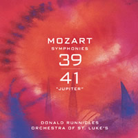 Mozart: Symphony No. 39 & 41 - Runnicles