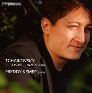 Tchaikovsky: The Seasons, Grand Sonata - Kempf