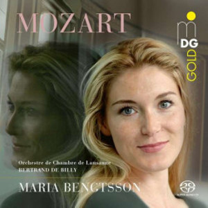 Mozart: Arias - Bengtsson / de Billy