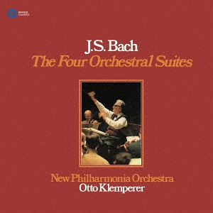 Bach: Orchestral Suites - Otto Klemperer