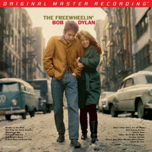 Bob Dylan: The Freewheelin' Bob Dylan (mono)