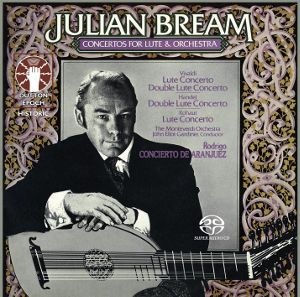 Concertos for Lute and Orchestra - Julian Bream