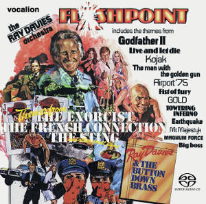 Ray Davies & The Button Down Brass: Themes from great films & Flashpoint