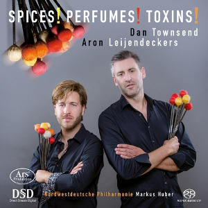 Spices! Perfumes! Toxins! - Townsend / Leijendeckers / Huber