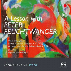 A Lesson with Peter Feuchtwanger - Felix