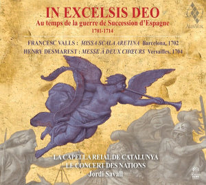 In excelsis Deo: In the Time of the War of the Spanish Succession - Savall