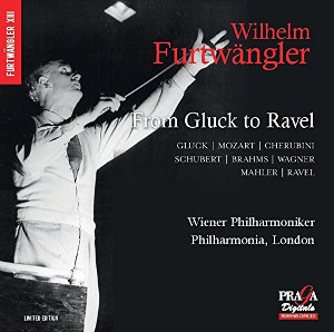 Wilhelm Furtwängler from Gluck to Ravel