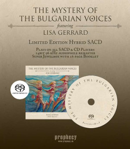 The Mystery Of The Bulgarian Voices feat. Lisa Gerrard: BooCheeMish