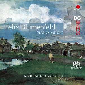 Blumenfeld: Piano Music - Kolly