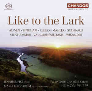 Like to the Lark - Pike, Forsström, Phipps