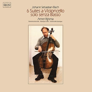 Bach: 6 Cello Suites - Bylsma (1979)