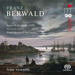 Berwald: Septet, Serenade, Piano Quartet - franz ensemble
