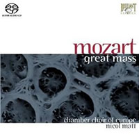 Mozart: Great Mass in C Minor - Nicol Matt
