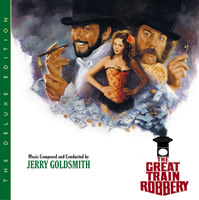 The Great Train Robbery - OST