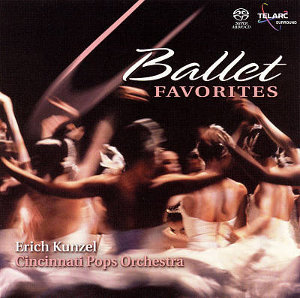 Ballet Favorites - Kunzel