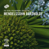 Mendelssohn: Violin Concerto, A Midsummer Night's Dream - Chen/RPO/Glover