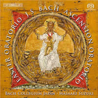 Bach: Easter & Ascension Oratorios - Suzuki