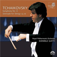 Tchaikovsky: Symphony No. 6, Serenade for Strings - Gatti