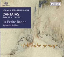 Bach: Cantatas through the Liturgical Year, Vol. 3 - Kuijken