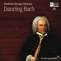 Dancing Bach - Stockholm Baroque Orchestra