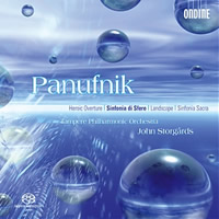 Panufnik: Heroic Overture etc. - Tampere Philharmonic Orchestra