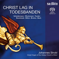 Christ lag in Todesbanden - Strobl