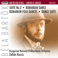 Bartok: Suite No. 2, Rumanian Dance etc. - Kocsis