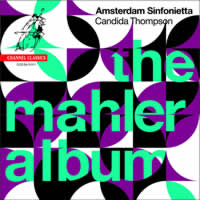 The Mahler Album - Amsterdam Sinfonietta