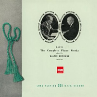 Ravel: The Complete Piano Works - Gieseking