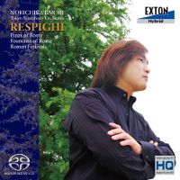 Respighi: Pines of Rome, Fountains of Rome, Roman Festivals - Iimori