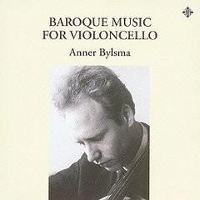 Baroque music for violoncello: Bylsma, Leonhardt