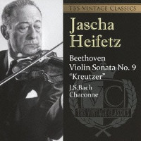Beethoven: Violin Sonata No. 9 - Heifetz, Bay