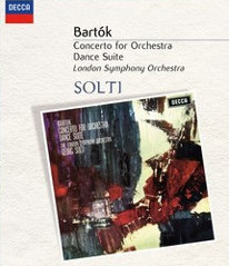 Bartok: Concerto for Orchestra, Dance Suite - Solti
