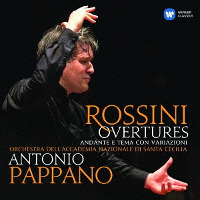 Rossini: Overtures - Pappano