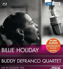 Billie Holiday & Buddy DeFranco Quartet: Live in Köln, 1954