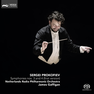 Prokofiev: Symphonies 3 & 4 (first version) - Gaffigan