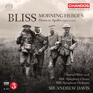 Bliss: Morning Heroes, Hymn to Apollo - West, Davis