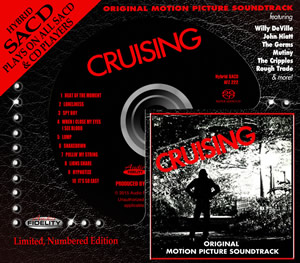Cruising - The Original Motion Picture Soundtrack