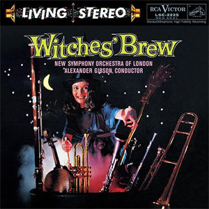 Witches' Brew - Gibson