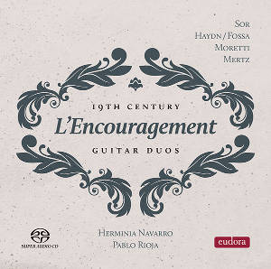 19th Century Guitar Duos - L'Encouragement