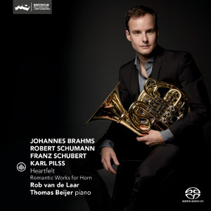 Heartfelt - Romantic Works for Horn - Rob van der Laar