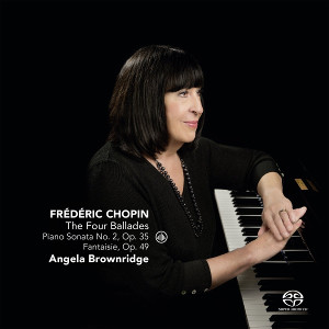 Chopin: The Four Ballades, Piano Sonata No. 2 - Brownridge