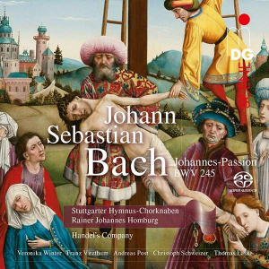 Bach: Johannespassion - Homburg