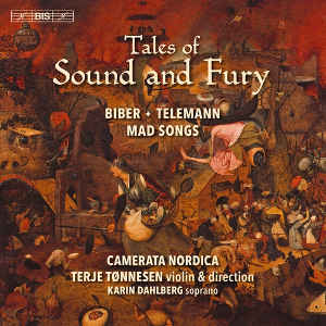 Tales of Sound and Fury - Terje Tønnesen