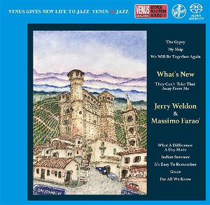 Jerry Weldon & Massimo Farao: What's New?
