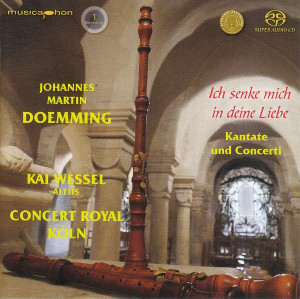 Doemming: Cantata and Concerti - Kai Wessel