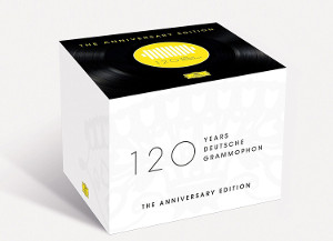 120 Years of Deutsche Grammophon - The Anniversary Edition