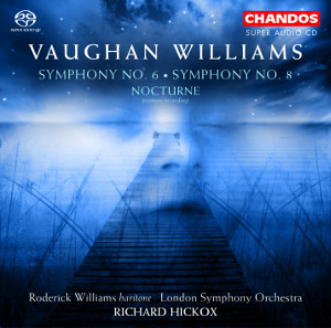 Vaughan Williams: Symphonies 6 & 8 - Hickox