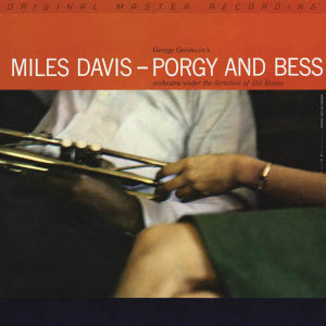 Miles Davis, Gil Evans: George Gershwin's Porgy and Bess